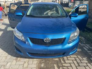 Toyota Corolla 2009 1.8 Advanced Blue   Cars for sale in Lagos State, Lekki
