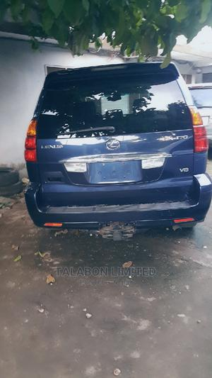 Lexus GX 2004 470 Blue | Cars for sale in Lagos State, Mushin