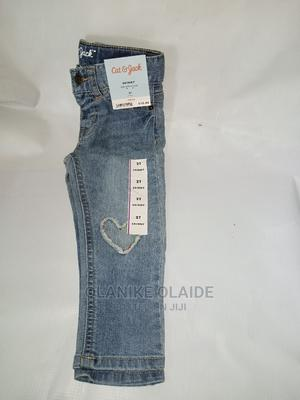 Cat and Jack Skinny Girl Jean , Available in 2T and 4T | Children's Clothing for sale in Lagos State, Abule Egba