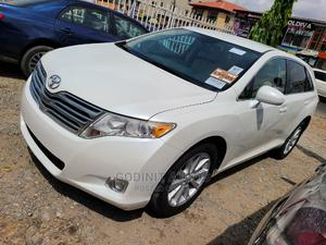 Toyota Venza 2010 AWD White | Cars for sale in Lagos State, Ojodu