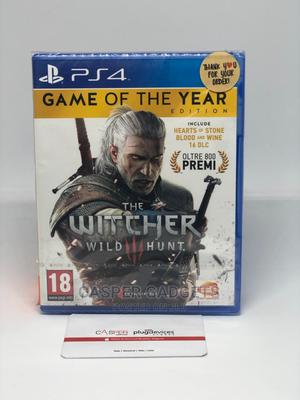 The Witcher 3: Wild Hunt   Video Games for sale in Lagos State, Ikeja
