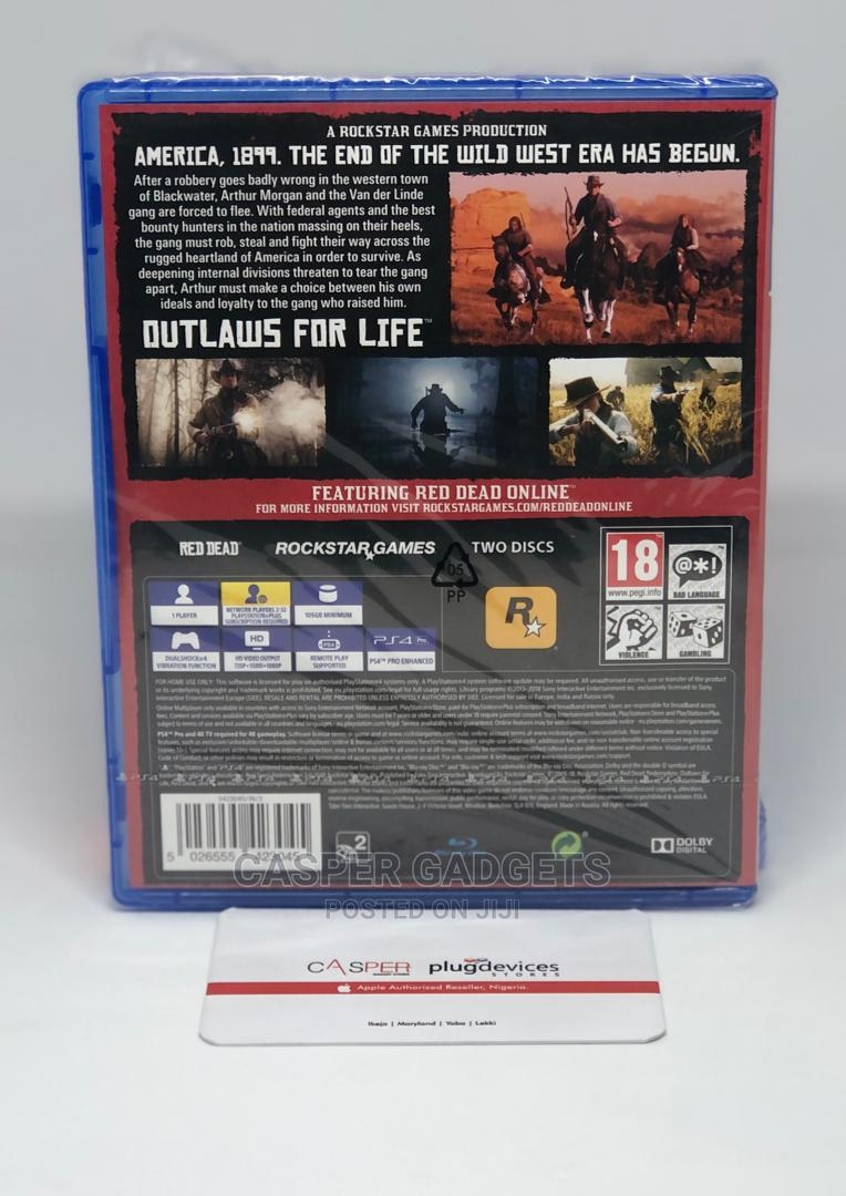 Red Dead Redemption 2 | Video Games for sale in Ikeja, Lagos State, Nigeria