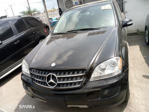Mercedes-Benz M Class 2007 ML 350 4Matic Black | Cars for sale in Lagos State, Apapa