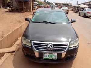 Volkswagen Passat 2007 2.0 Black | Cars for sale in Oyo State, Ibadan