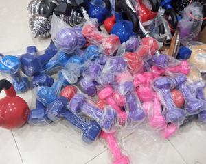 Aerobics Dumbbells | Sports Equipment for sale in Lagos State, Surulere