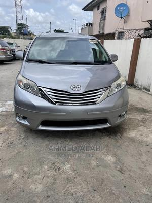Toyota Sienna 2013 Limited AWD 7-Passenger Gray | Cars for sale in Lagos State, Surulere