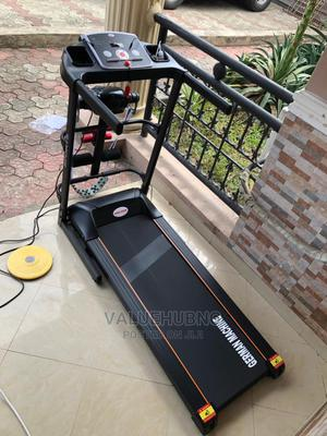 2hp Home Use Treadmill With Massager | Sports Equipment for sale in Abuja (FCT) State, Central Business District