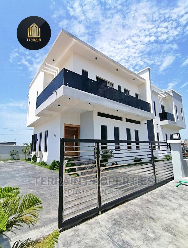 Luxury 5 Bedroom Semi Detached Duplex With Very Large Space   Houses & Apartments For Sale for sale in Sangotedo, Ajah, Nigeria