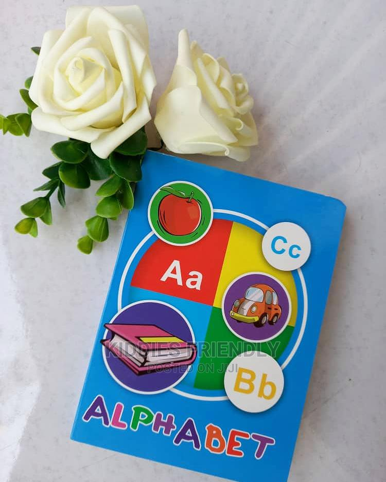 Archive: Alphabet Mini Book