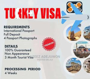 Turkey Visa Available   Travel Agents & Tours for sale in Lagos State, Ikorodu
