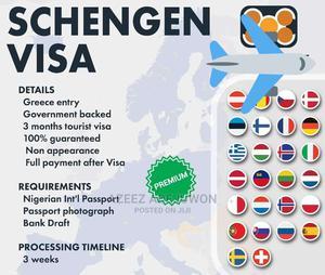 Schengen (Spain, Sweden) Visa Available | Travel Agents & Tours for sale in Lagos State, Ikorodu