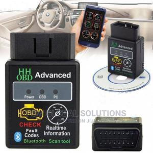 Obd11 Bluetooth Scanner | Vehicle Parts & Accessories for sale in Lagos State, Ifako-Ijaiye