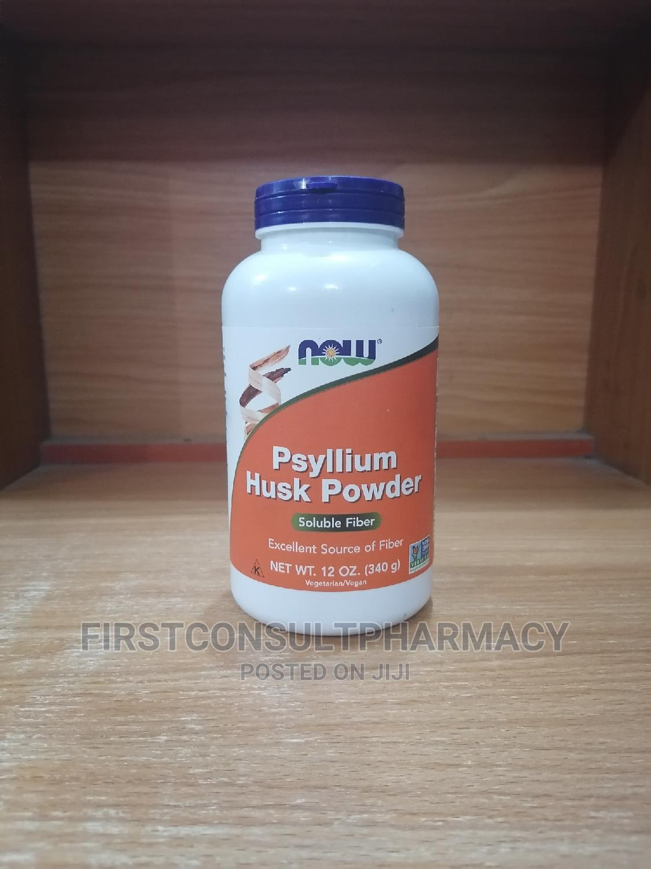 Now Psyllium Husk Soluble Fiber 340g