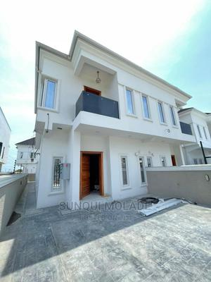 Four Bedroom Semi Detached Duplex in Osapa For Sale | Houses & Apartments For Sale for sale in Lagos State, Lekki