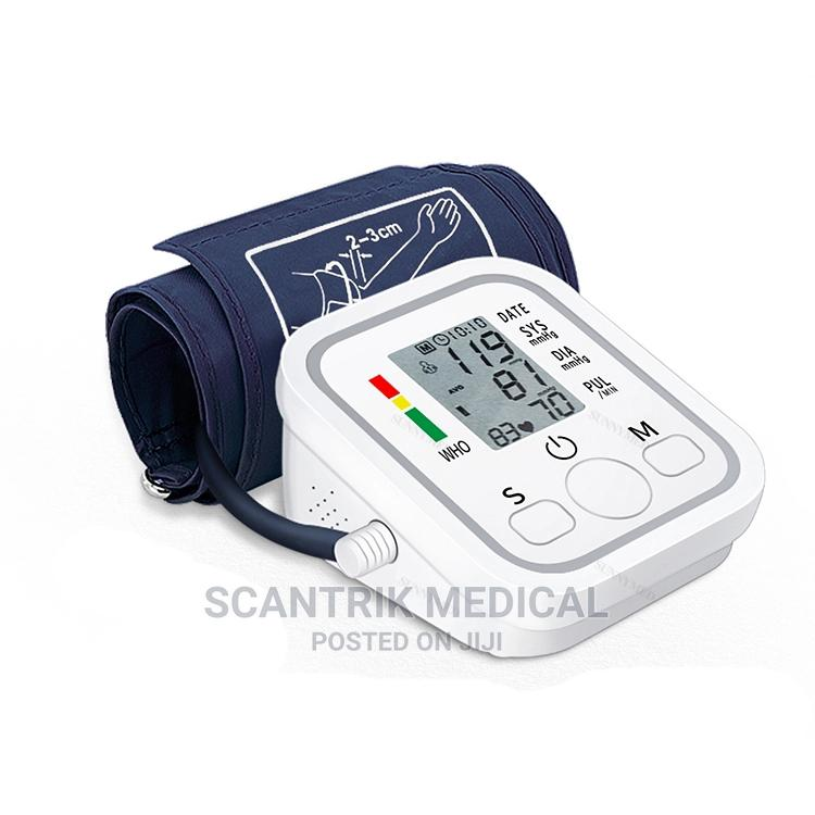 Automatic Digital Home Use Blood Pressure Monitor
