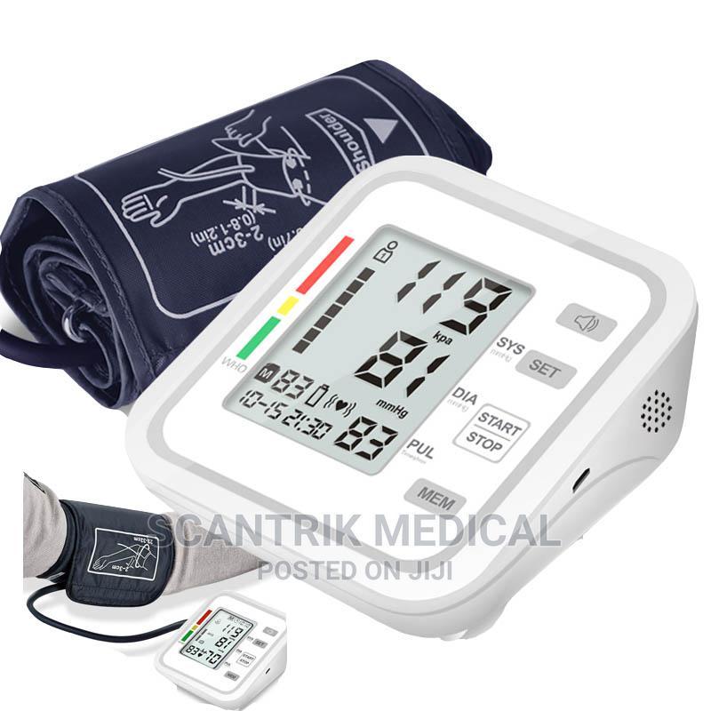 Home and Hospital Use Digital Blood Pressure Monitor