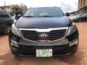 Kia Sportage 2013 Black | Cars for sale in Lagos State, Ikeja