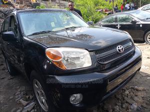 Toyota RAV4 2005 1.8 Black | Cars for sale in Lagos State, Apapa