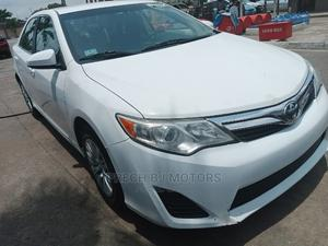Toyota Camry 2014 White | Cars for sale in Lagos State, Ogba