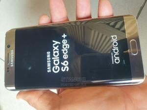 Samsung Galaxy S6 Edge Plus 32 GB Gold   Mobile Phones for sale in Kano State, Fagge