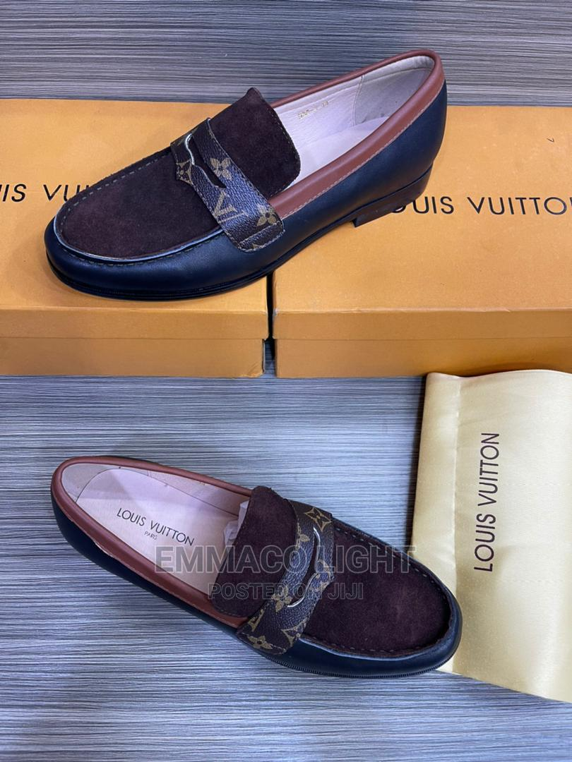 Quality Italian Louis Vuitton Loafers
