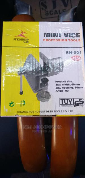 Mini Vice Prpfessional Tools | Measuring & Layout Tools for sale in Lagos State, Ojo