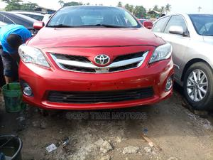 Toyota Corolla 2011 Red | Cars for sale in Lagos State, Apapa