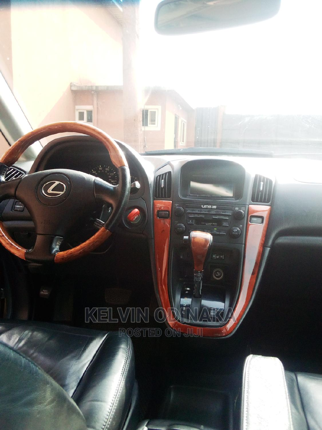 Lexus RX 2003 Silver | Cars for sale in Port-Harcourt, Rivers State, Nigeria