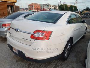 Ford Taurus 2011 White   Cars for sale in Lagos State, Ajah