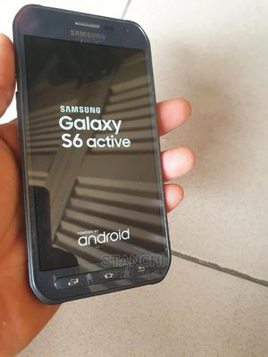 Samsung Galaxy S6 active 32 GB Black | Mobile Phones for sale in Kano State, Fagge