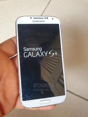 Samsung Galaxy I9506 S4 16 GB White   Mobile Phones for sale in Kano State, Fagge