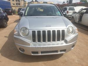 Jeep Compass 2008 2.4 Limited 4x4 Silver   Cars for sale in Lagos State, Egbe Idimu