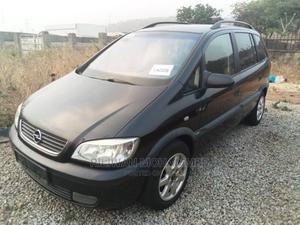 Opel Zafira 2002 Black | Cars for sale in Abuja (FCT) State, Mabushi
