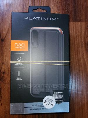 iPhone X/Xs Platinum D30 Impact Resistant Case.   Accessories for Mobile Phones & Tablets for sale in Kwara State, Ilorin South