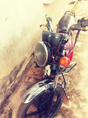 TVS Apache 180 RTR 2017 Red   Motorcycles & Scooters for sale in Ondo State, Akure