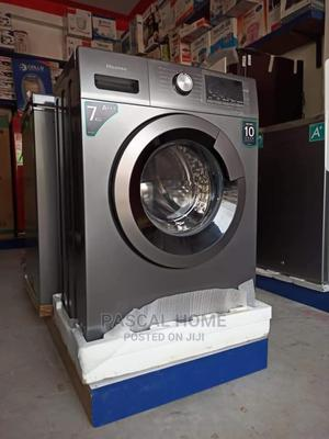 Hisense Front Loader Washing Machine 7kg | Home Appliances for sale in Lagos State, Ojo
