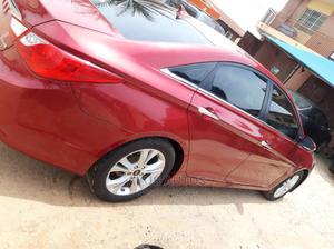 Hyundai Sonata 2012 Red | Cars for sale in Ogun State, Sagamu
