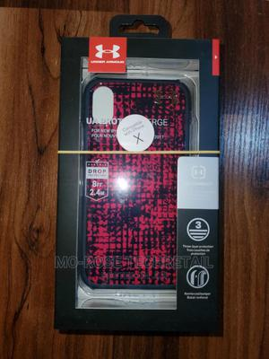 iPhone X/Xs Under Armour Protective Case- 8ft Drop Tested | Accessories for Mobile Phones & Tablets for sale in Kwara State, Ilorin South
