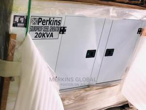 20kva PERKINS Soundproof Generator With Super Quality | Electrical Equipment for sale in Oyo State, Ogbomosho North