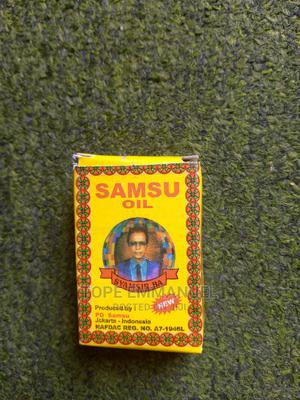 Samsu Oil for Long Lasting Ejaculation Sex for Man   Sexual Wellness for sale in Lagos State, Surulere