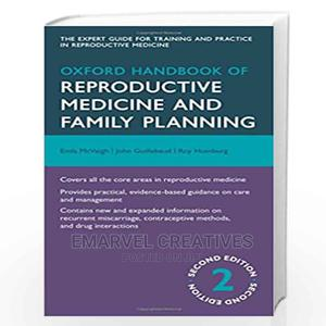 Oxford Handbook Of Reproductive Medicine Family Planning | Books & Games for sale in Lagos State, Surulere