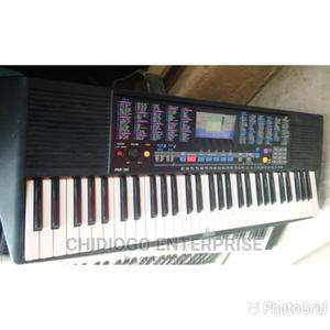 Quality Used Yamaha Psr-190 Keyboard   Musical Instruments & Gear for sale in Lagos State, Ojo