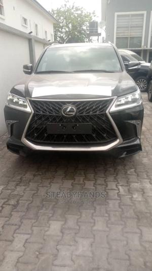 New Lexus LX 2021 Gray | Cars for sale in Lagos State, Lekki