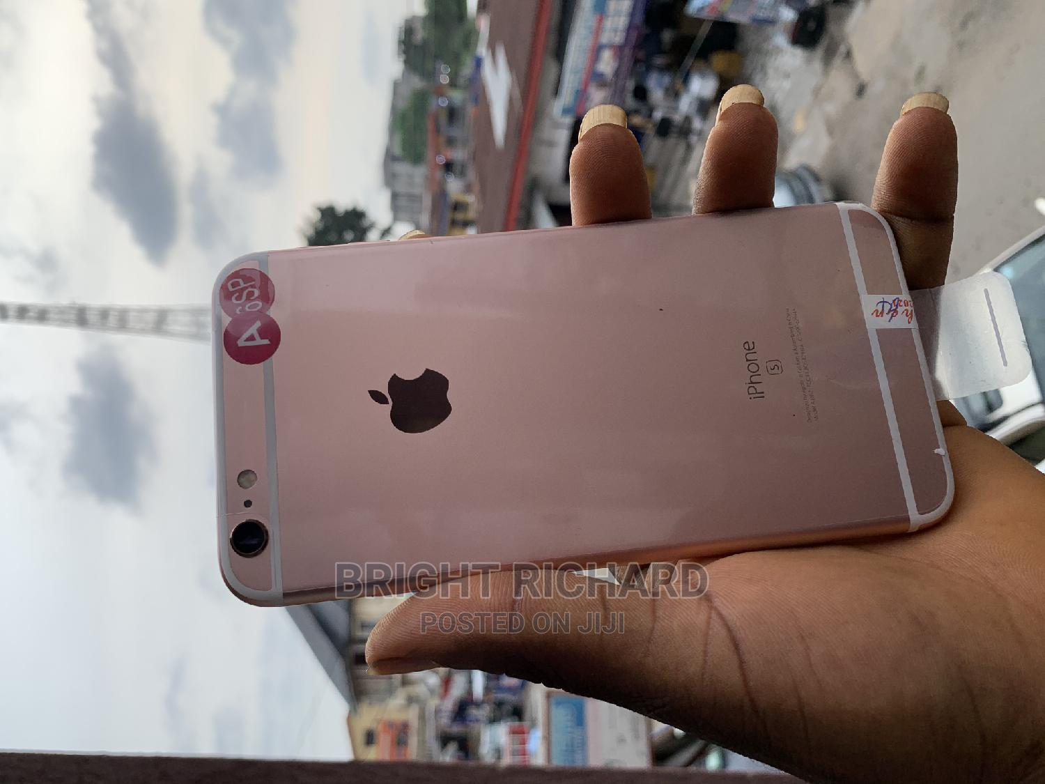 Archive: New Apple iPhone 6s Plus 128 GB Pink