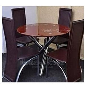 Glass Dinning Table | Furniture for sale in Lagos State, Mushin