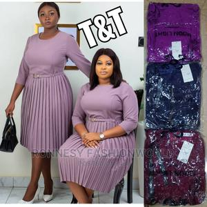 Classic Elegant Trendy Female Quality Gown | Clothing for sale in Lagos State, Ikeja