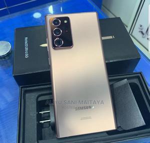 New Samsung Galaxy Note 20 Ultra 5G 256GB Gold | Mobile Phones for sale in Kaduna State, Kaduna / Kaduna State
