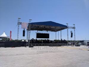 Stage for Rent for Your Event Venue   Party, Catering & Event Services for sale in Lagos State, Yaba