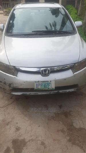 Honda Civic 2006 Silver   Cars for sale in Oyo State, Ibadan