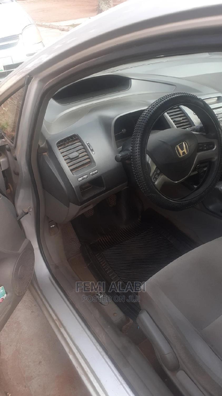 Honda Civic 2006 Silver   Cars for sale in Ibadan, Oyo State, Nigeria